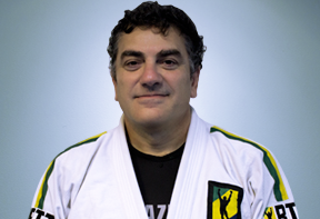 Clay Contouris Judo Instructor